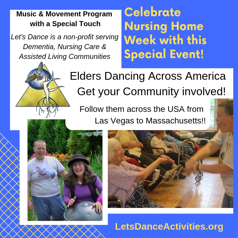 Let's Dance Activities Non-Profit Special Event