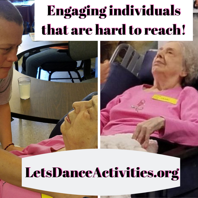 Engaging Elderly residents that are hard to reach