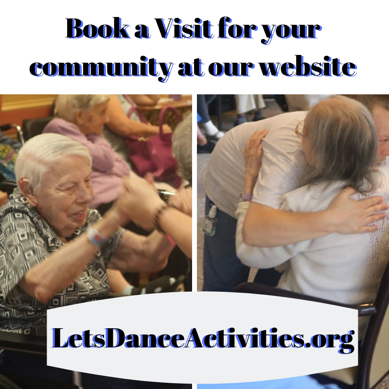 Book a Let's dance visit now!
