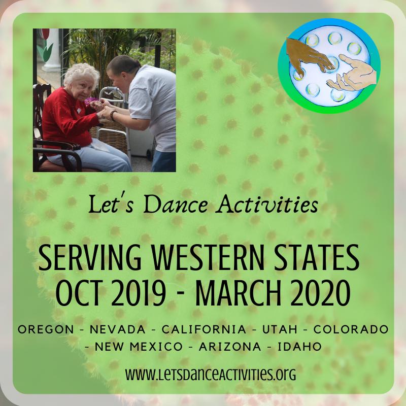 Let's Dance Western Tour