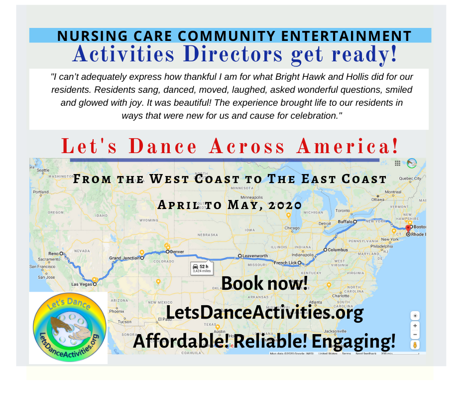 Dancing Across America