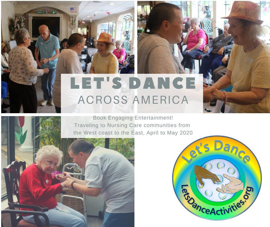 Let's Dance Across American