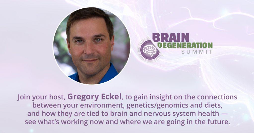 Brain Degeneration Summit